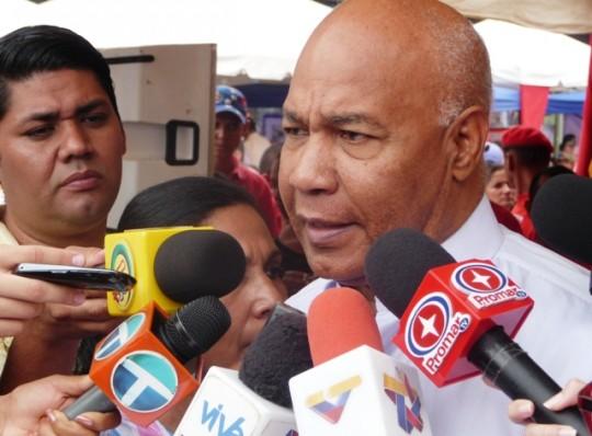"""Reyes Reyes: """"El Psuv demuestra su amplitud democrática"""""""