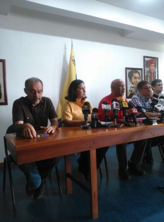 """Reyes Reyes: """"Gobierno Bolivariano y Corpolara comprometidos con desarrollo de Lara"""""""