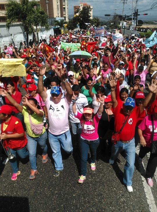 """Palavecino dijo """"sí"""" a la Revolución"""