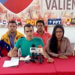 La JPSUV Lara se declara en movilización permanente en contra de la extensión del decreto de Obama