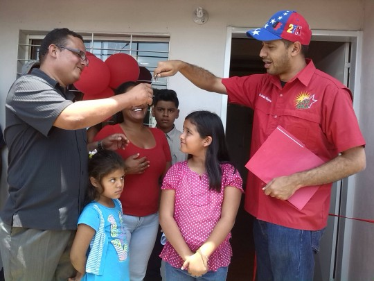 """""""El estado Lara tiene garantizado beneficios de la GMVV"""""""