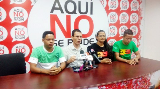 """Osío: """"Ley de Impunidad alienta la impunidad y acciones violentas"""""""
