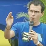 """Osío, destacó que esta plataforma debe convocar """"las fuerzas juveniles que creen en esta patria, en Chávez y en Bolívar, para hacer renacer la Revolución"""""""