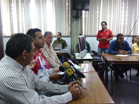 """""""Seguimos censando las parroquias para conocer sus necesidades de alimentación"""", dijo Reyes Flores"""