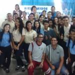Se reunieron líderes de distintos liceos de la parroquia Unión para debatir temas claves para la construcción de la Venezuela Productiva