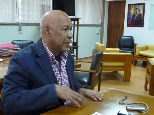 """""""Venezuela ratifica su carácter libre y democrático"""" dijo Reyes Reyes"""