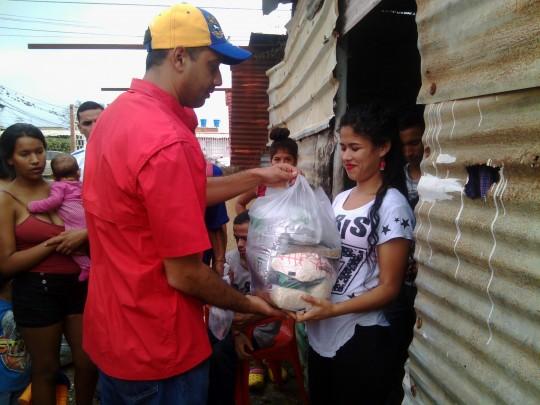"""Hemos atendido a 94.478 familias larenses"""