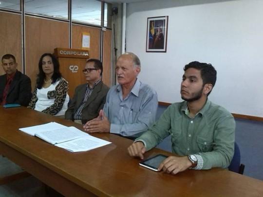 """""""Las renuncias han sido remitidas a Caracas"""""""