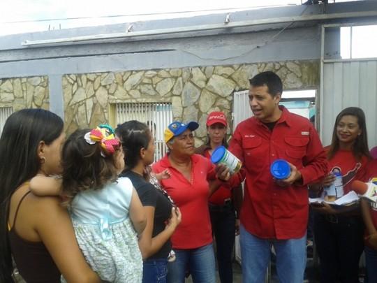 """Luis Jonás Reyes Flores: """"Siempre acompañaremos a nuestro Pueblo"""""""