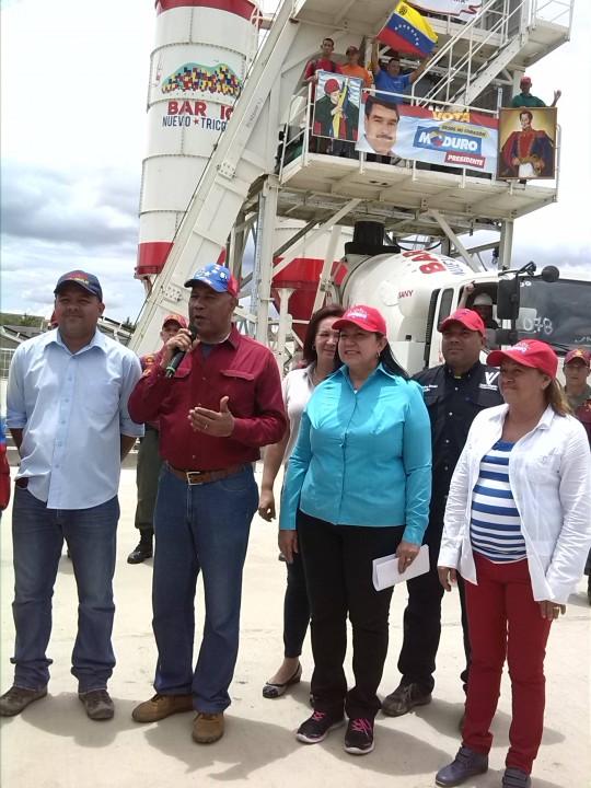 La GMBNBT trabaja en conjunto con la Gran Misión Vivienda Venezuela