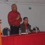 El destino del presupuesto soberano es la inversión social, dijo Reyes Reyes