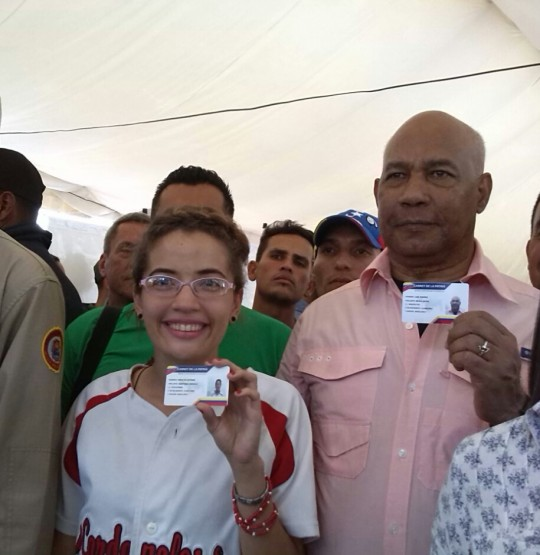 Pueblo larense acudió al llamado del Presidente Nicolás Maduro