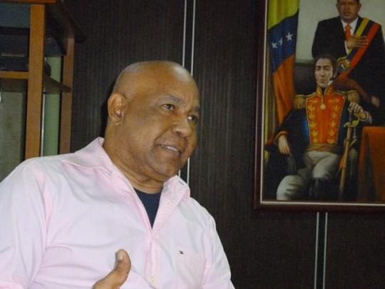 Comandante Luis Reyes Reyes