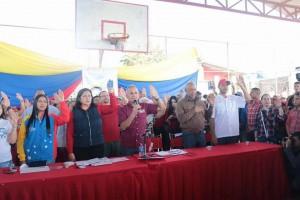 Pueblo larense apoya la Constituyente
