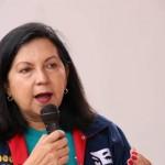 Escuchar al pueblo larense es una de las principales tareas, dijo la candidata