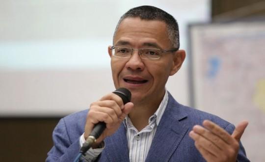 Ernesto Villegas, Periodista de la Patria