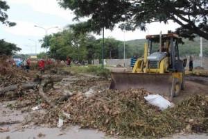 Alcaldía Bolivariana de Iribarren recupera la limpieza en Barquisimeto