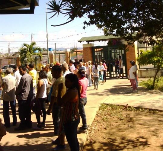 Masiva participación en Lara #30JConstituyente