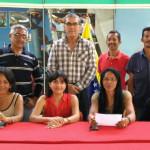 Periodistas de la Patria apoyan candidatura de Carmen Meléndez