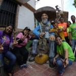 Recorrieron los municipios Iribarren, Andrés Eloy Blanco y Jiménez