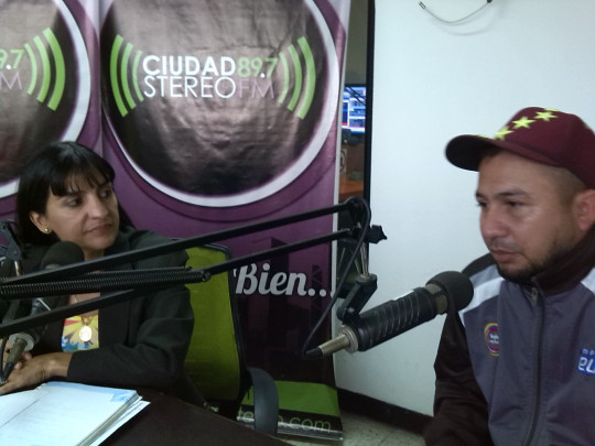 Entrevista al Constituyente Elvis Méndez