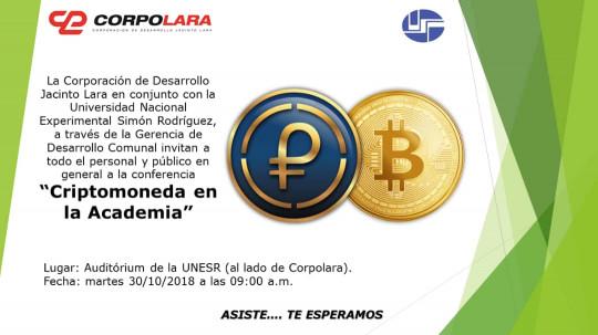 conferencia El Petro