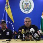 Comisario Jefe Kleider Ferreiro, secretario del Poder Popular para la Seguridad Ciudadana y Paz del estado Lara