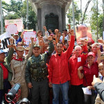 Alcalde Luis Jonás Reyes, encabezó los actos