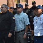 Autoridades de  Seguridad del estado Lara